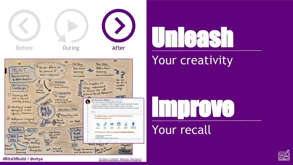 #BitsOfBuild / @nitya Unleash Your creativity I...