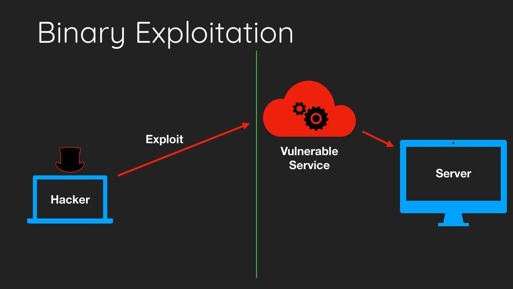 Binary Exploitation Hacker Server Vulnerable S...