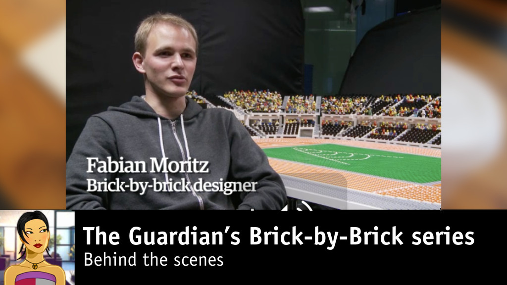 The Guardian's Brick-by-Brick series Behind the...
