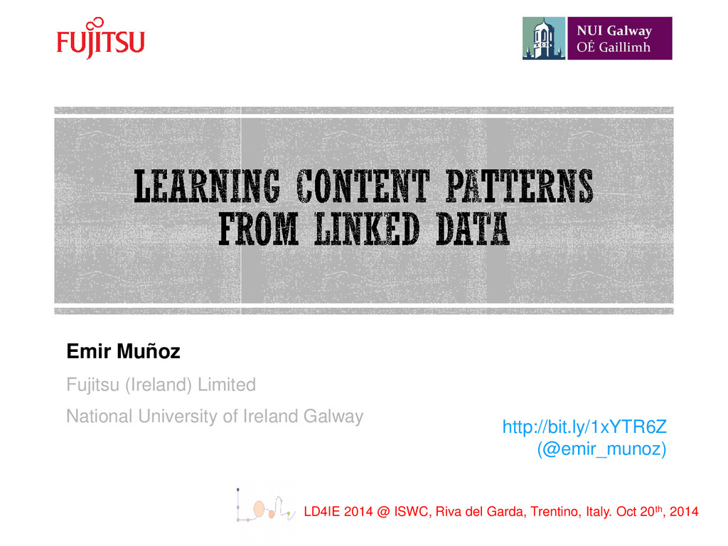 Emir Muñoz Fujitsu (Ireland) Limited National U...