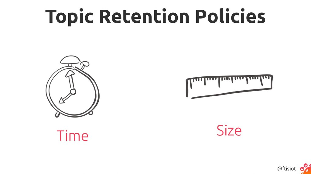 @ftisiot Topic Retention Policies Time Size