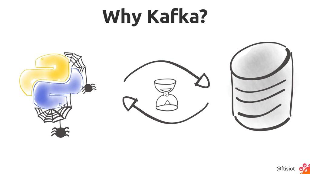 @ftisiot Why Kafka?