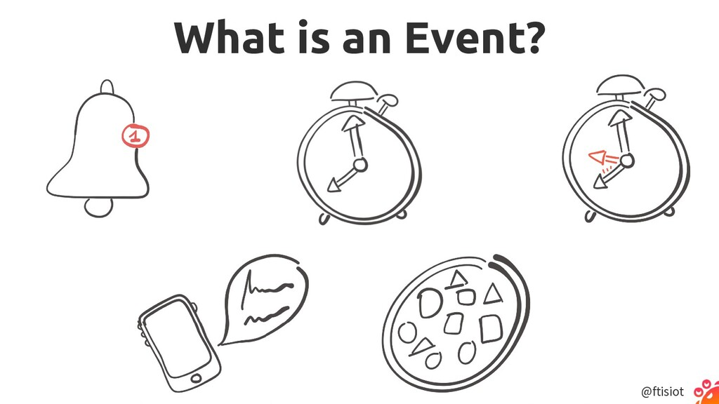 @ftisiot What is an Event?
