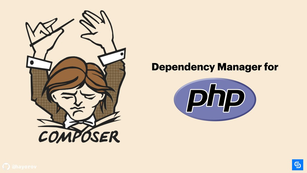 @hayorov Dependency Manager for