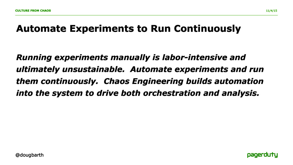 11/4/15 Running experiments manually is labor-i...