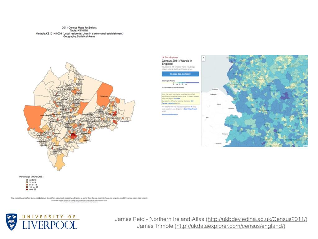 James Reid - Northern Ireland Atlas (http://ukb...