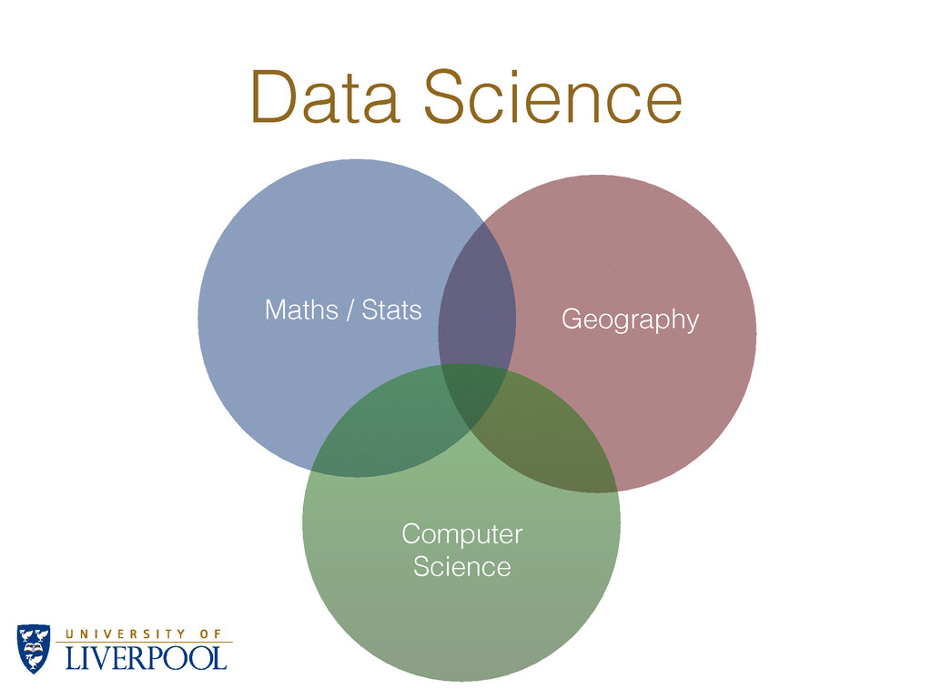 Maths / Stats Computer Science Geography Data S...