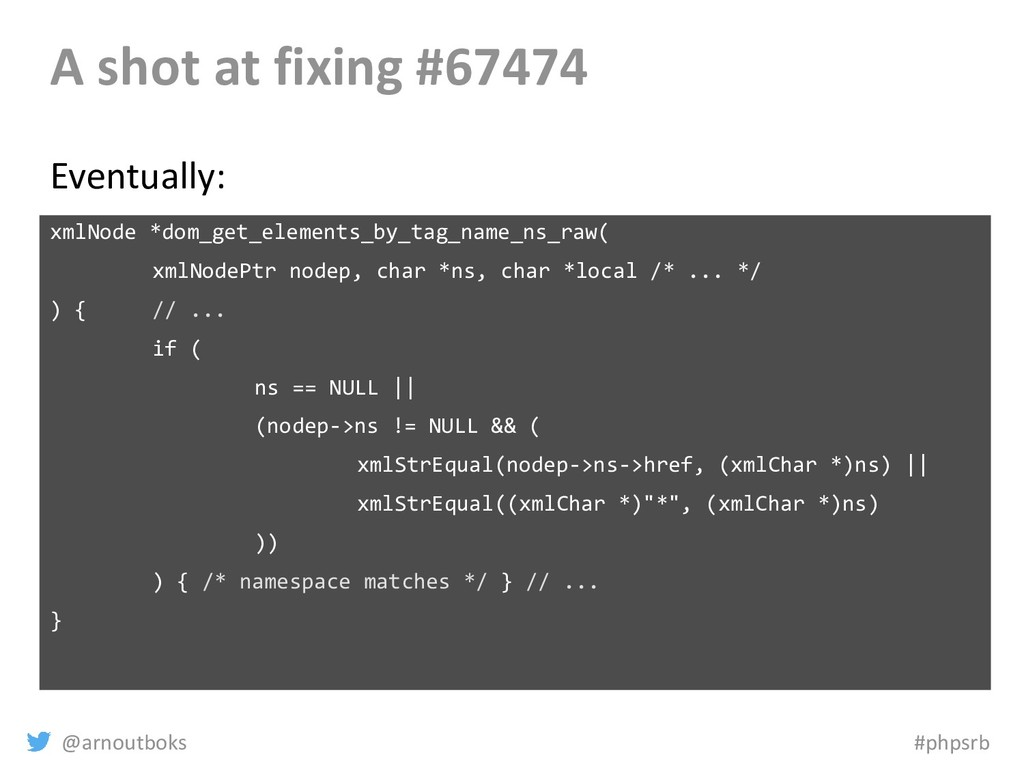 @arnoutboks #phpsrb A shot at fixing #67474 xml...