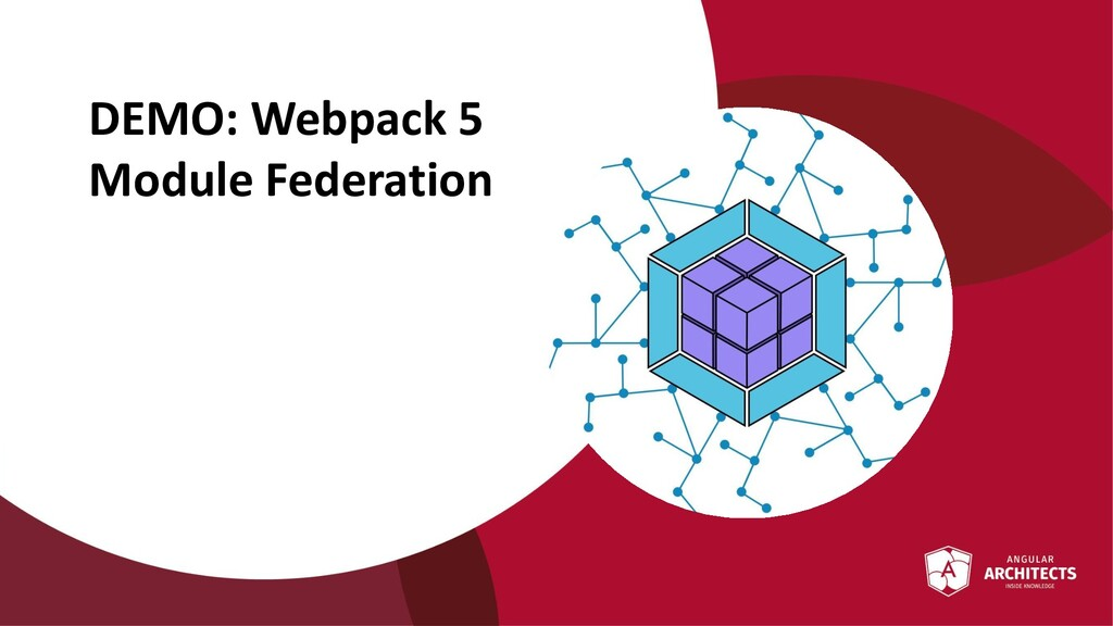 @ManfredSteyer DEMO: Webpack 5 Module Federation