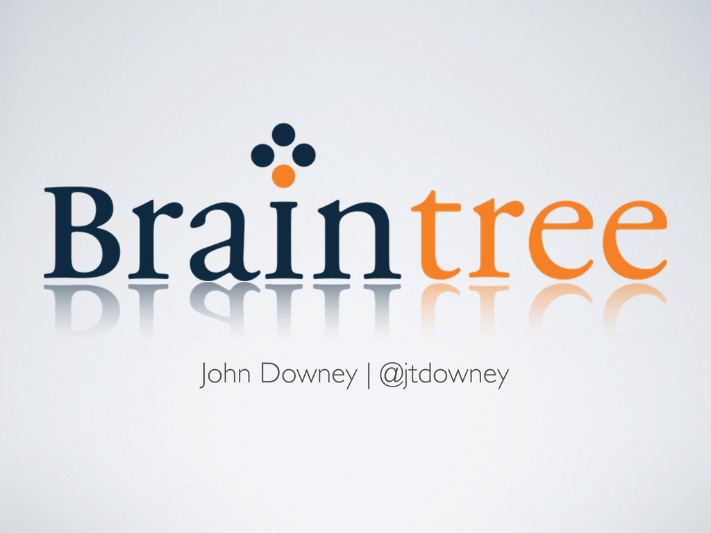 John Downey | @jtdowney