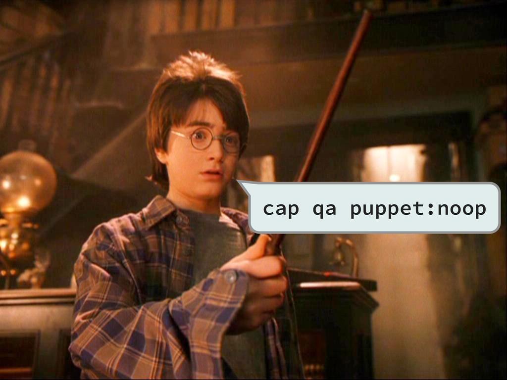 cap qa puppet:noop