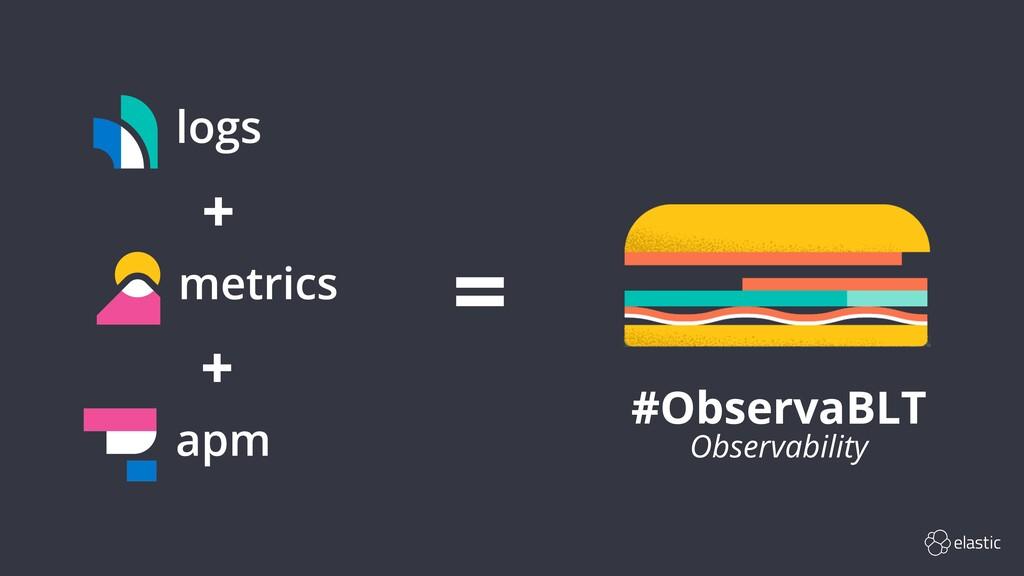 #ObservaBLT Observability = + +