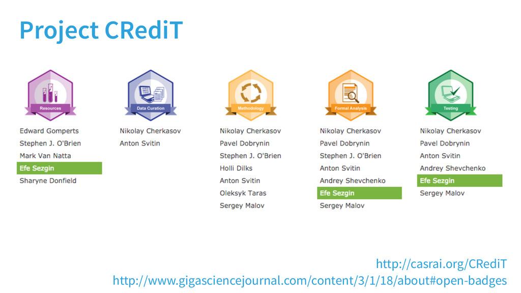 http://casrai.org/CRediT http://www.gigascience...