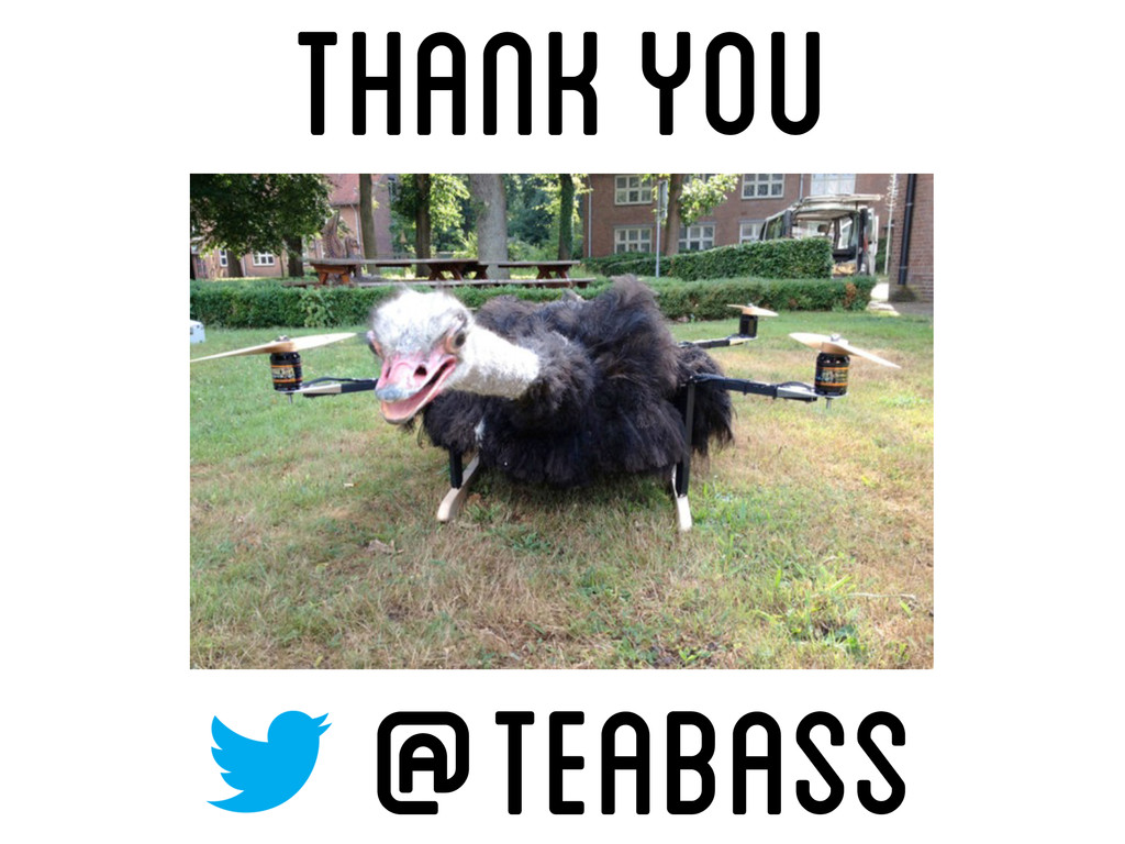 Thank You @teabass