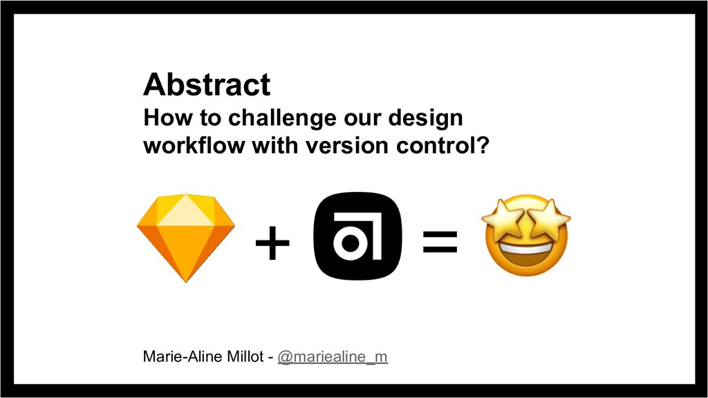 Abstract How to challenge our design workflow w...