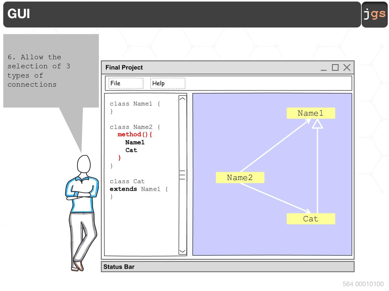 jgs 564 00010100 Model-View-Controller