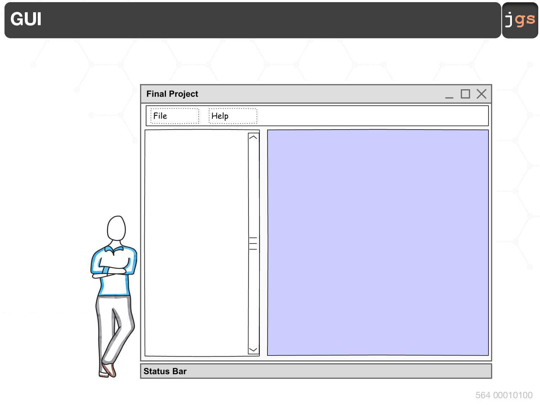 jgs Next Step Software Architecture