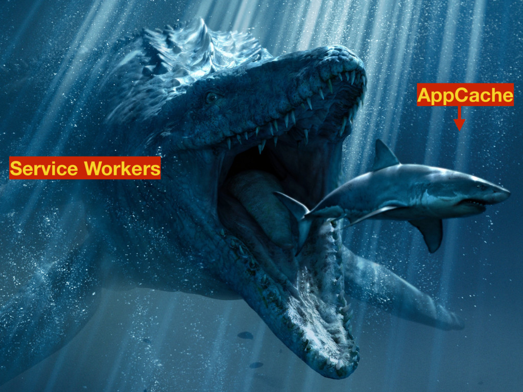 AppCache Service Workers