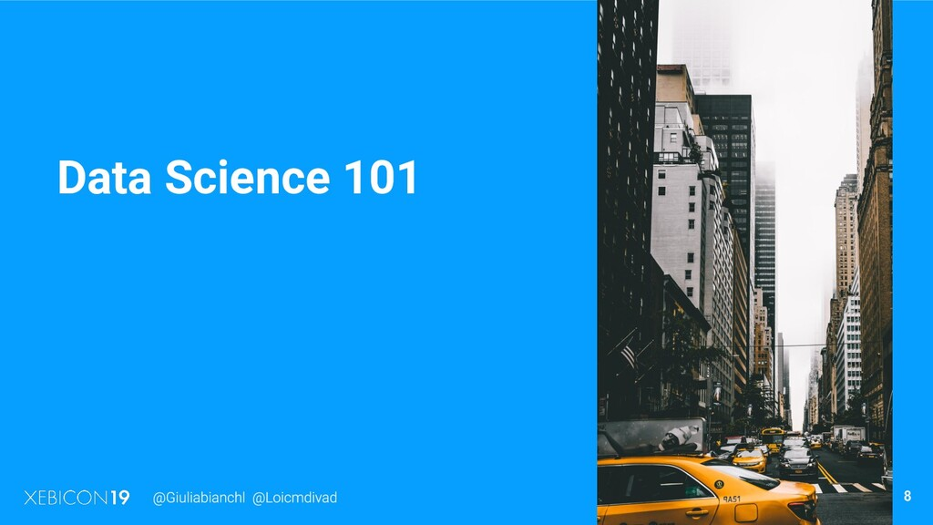 Data Science 101 8