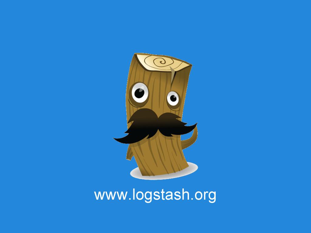 www.logstash.org