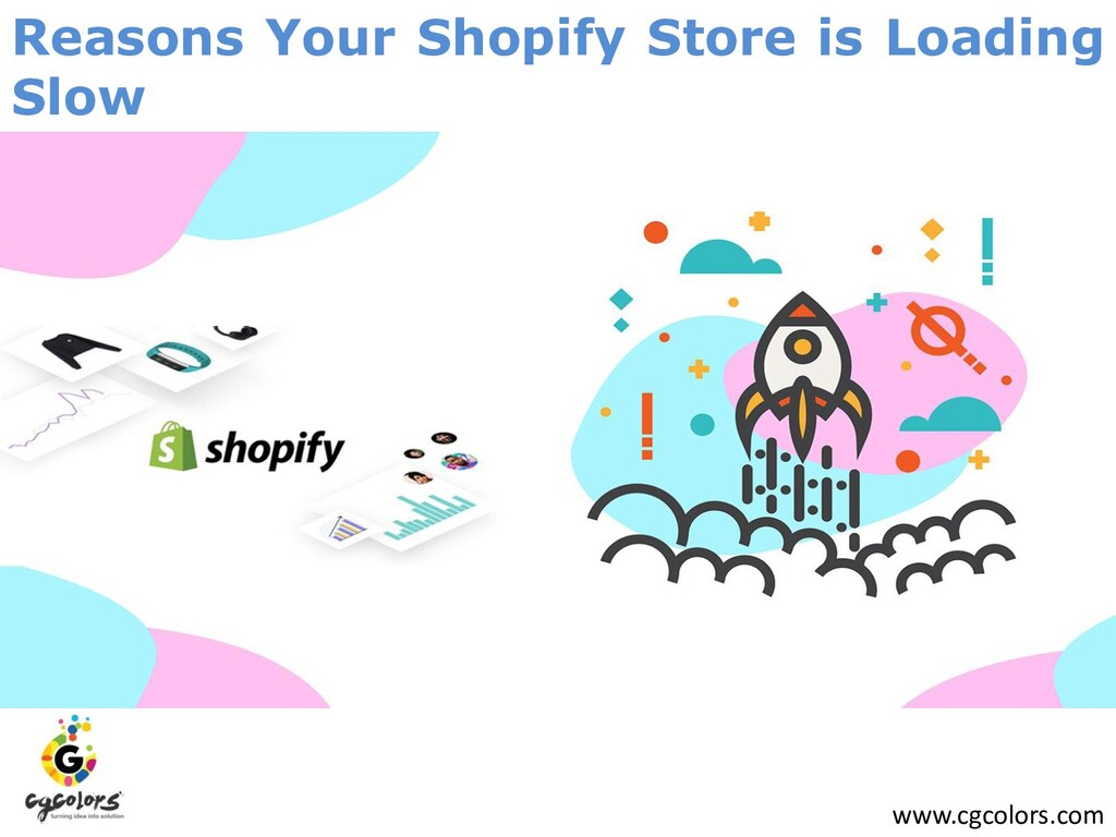 www.cgcolors.com Reasons Your Shopify Store is ...