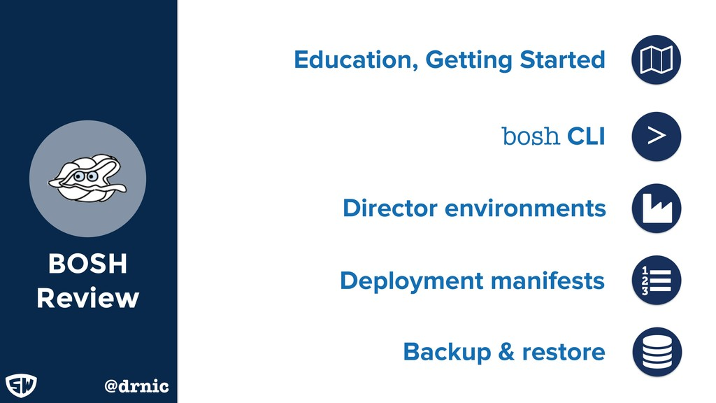 Director environments Ɏ Deployment manifests Ed...