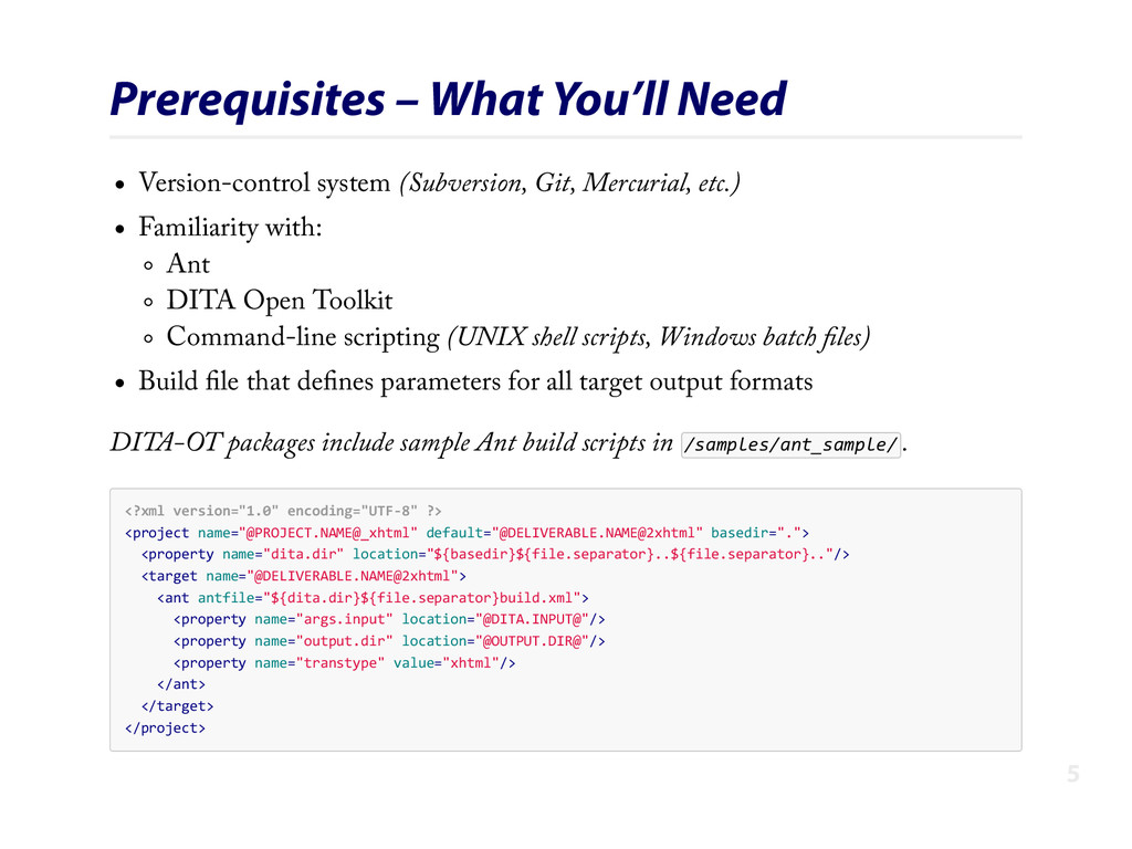 Prerequisites – What You'll Need Version-contro...