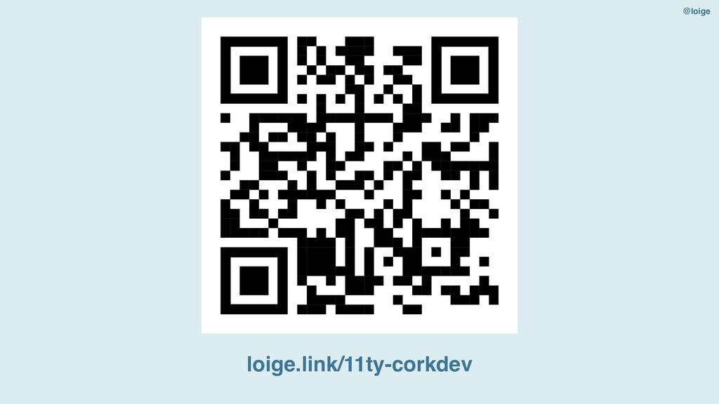 loige.link/11ty-corkdev @loige