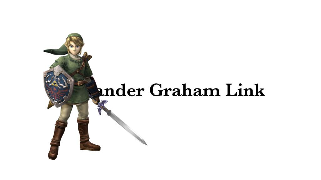 Alexander Graham Link