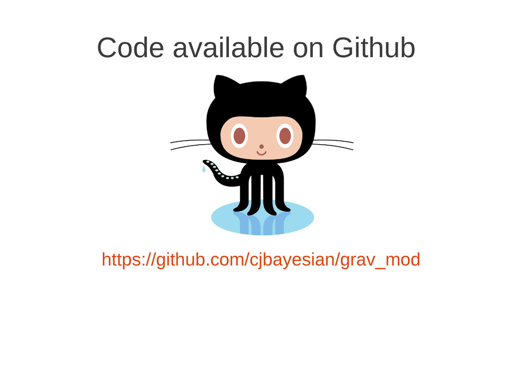 Code available on Github https://github.com/cjb...