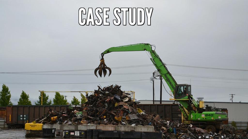 CASE STUDY CASE STUDY CASE STUDY CASE STUDY CAS...