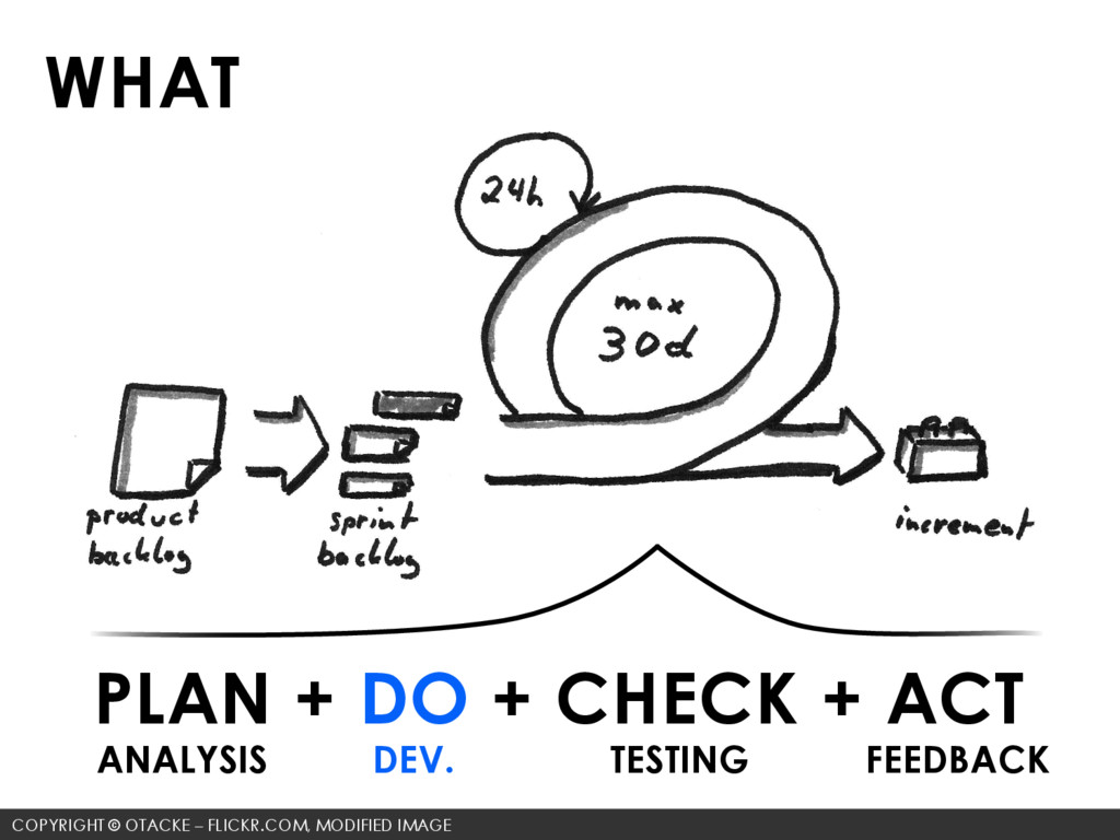 WHAT PLAN + DO + CHECK + ACT FEEDBACK TESTING D...