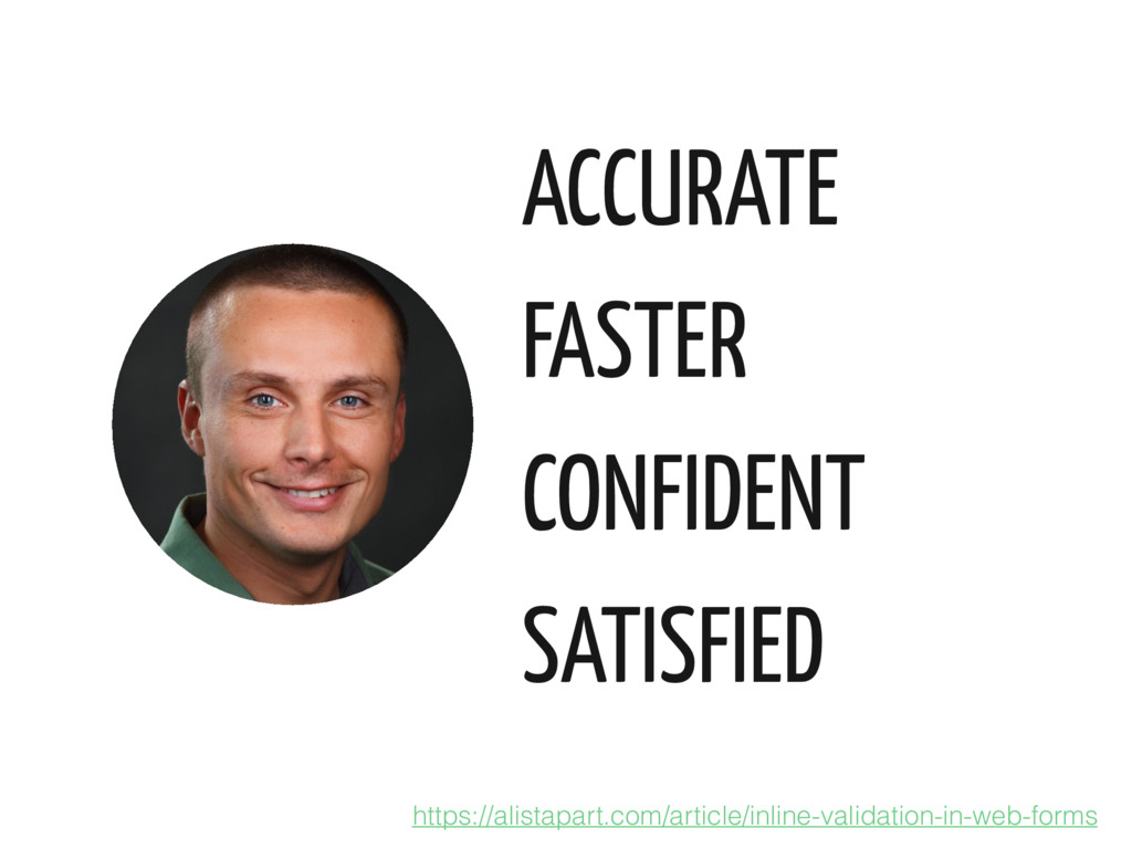 ACCURATE FASTER CONFIDENT SATISFIED https://ali...