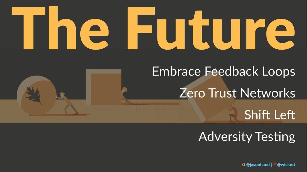 The Future Embrace Feedback Loops Zero Trust Ne...