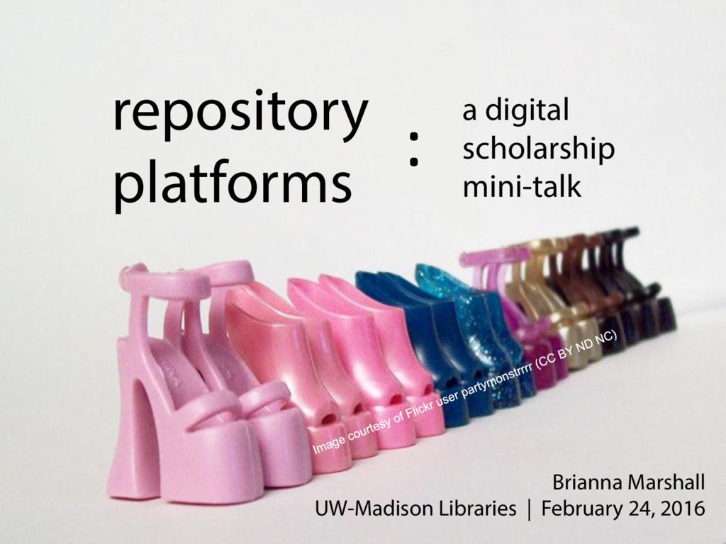 repository platforms Brianna Marshall UW-Madiso...