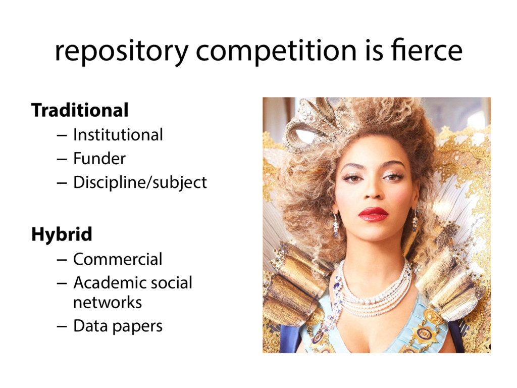 repository competition is fierce Traditional –...