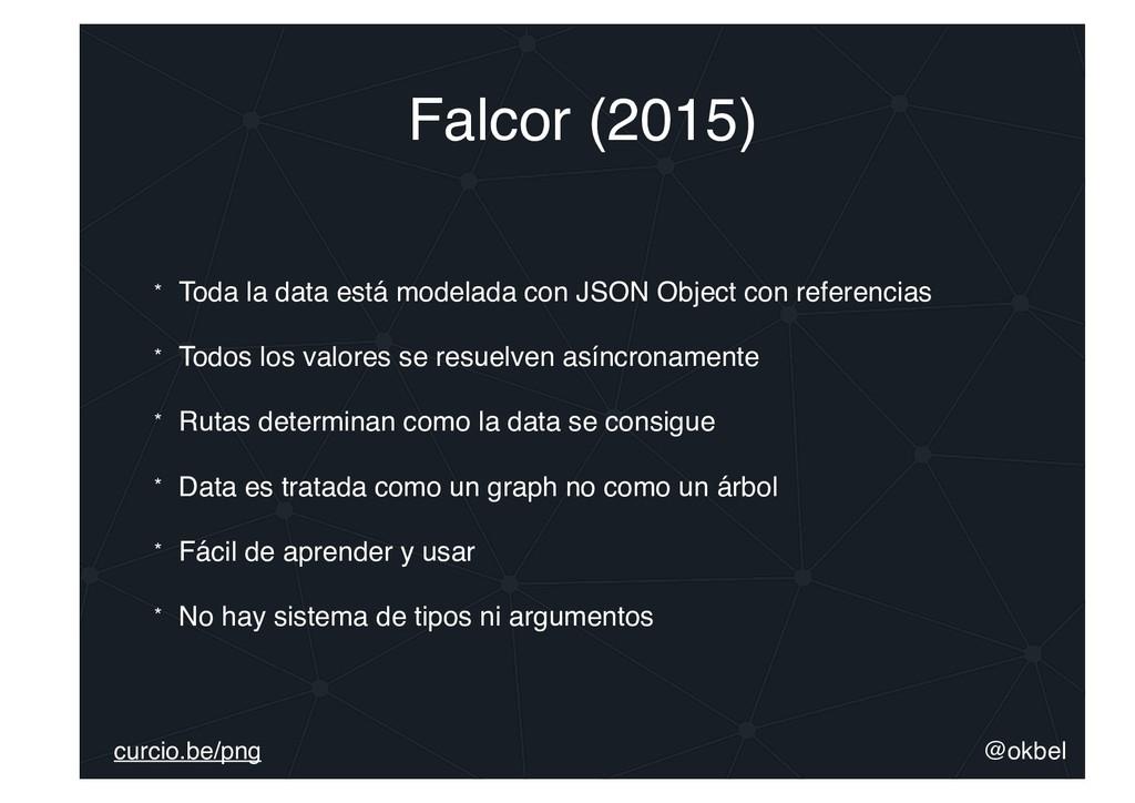 @okbel curcio.be/png Falcor (2015) * Toda la da...