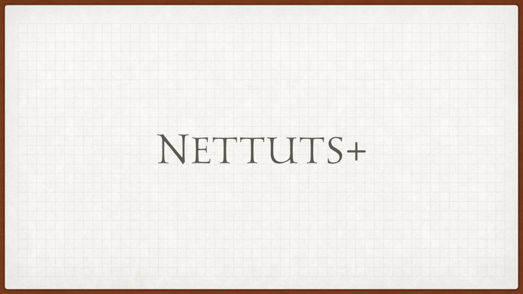 Nettuts+