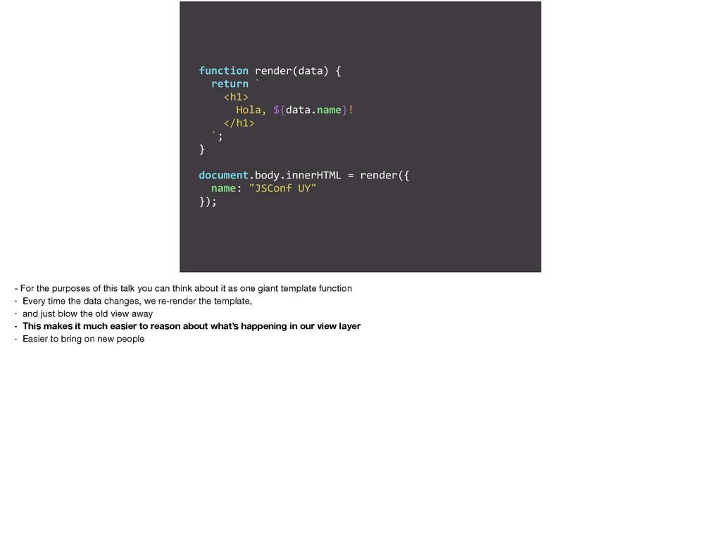 function render(data) {    retur...