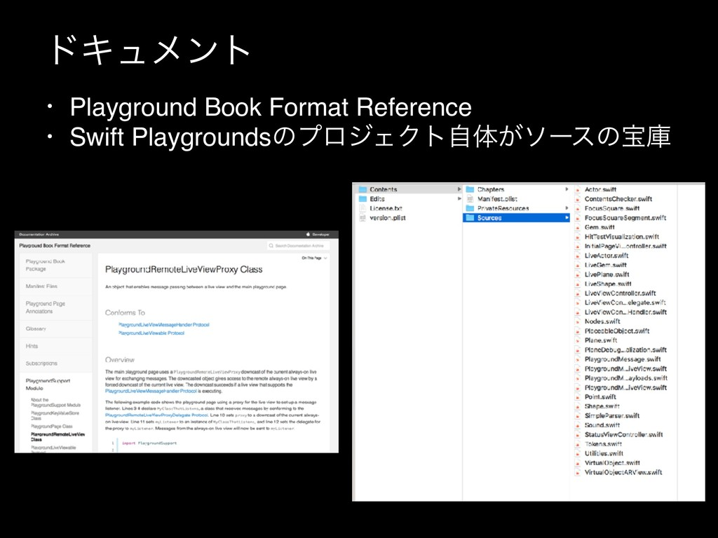 υΩϡϝϯτ • Playground Book Format Reference • Swi...