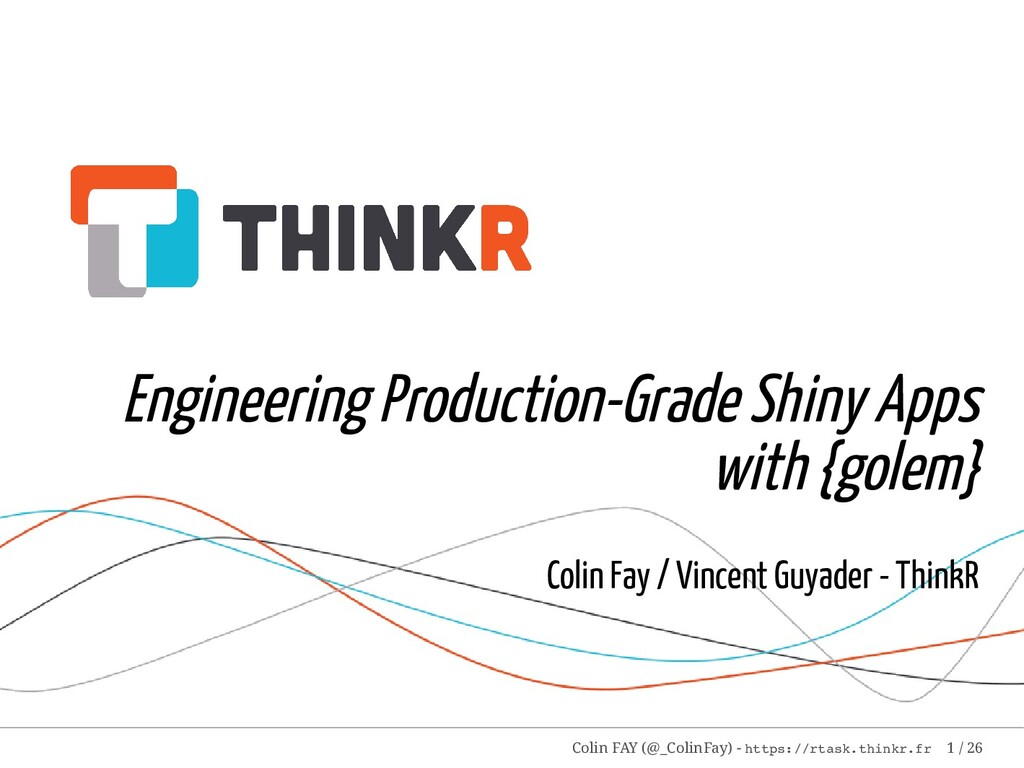 Engineering Production-Grade Shiny Apps with {g...