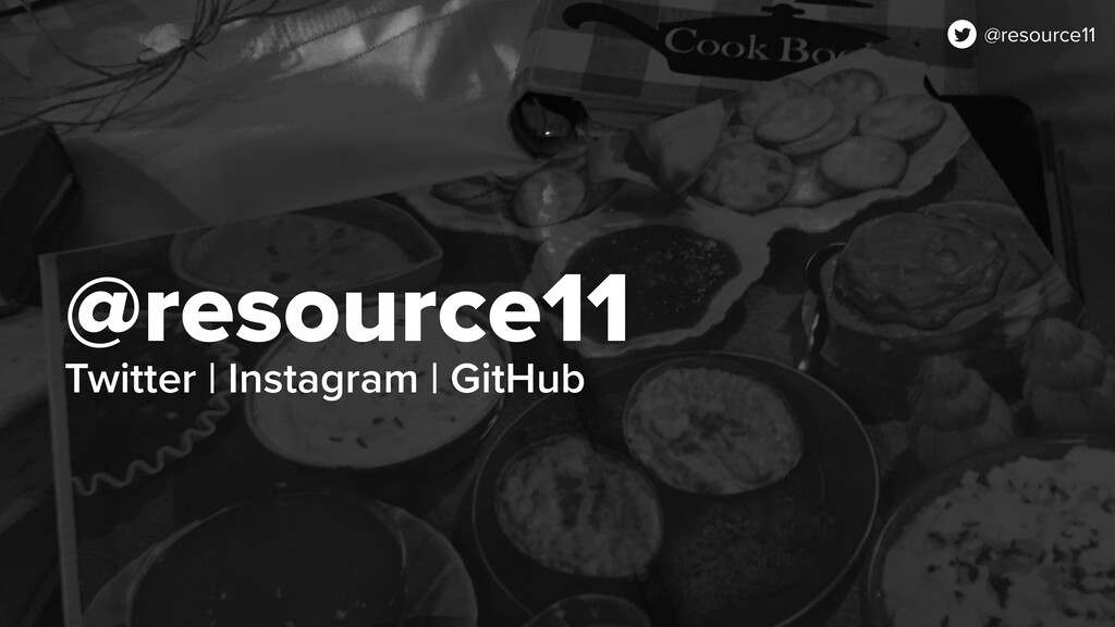 @resource11 Twitter | Instagram | GitHub @resou...
