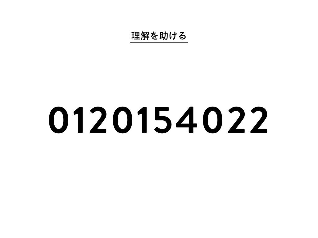 ཧղΛॿ͚Δ 0120154022