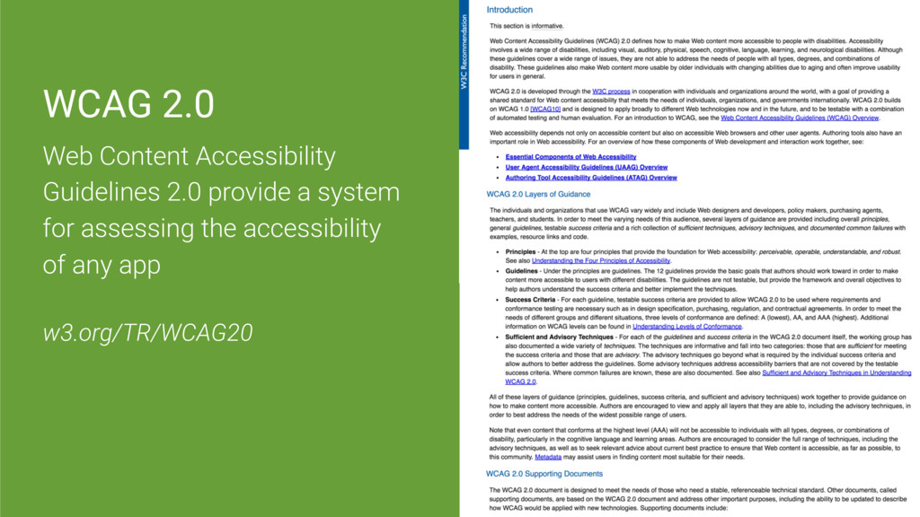 WCAG 2.0 Web Content Accessibility Guidelines 2...