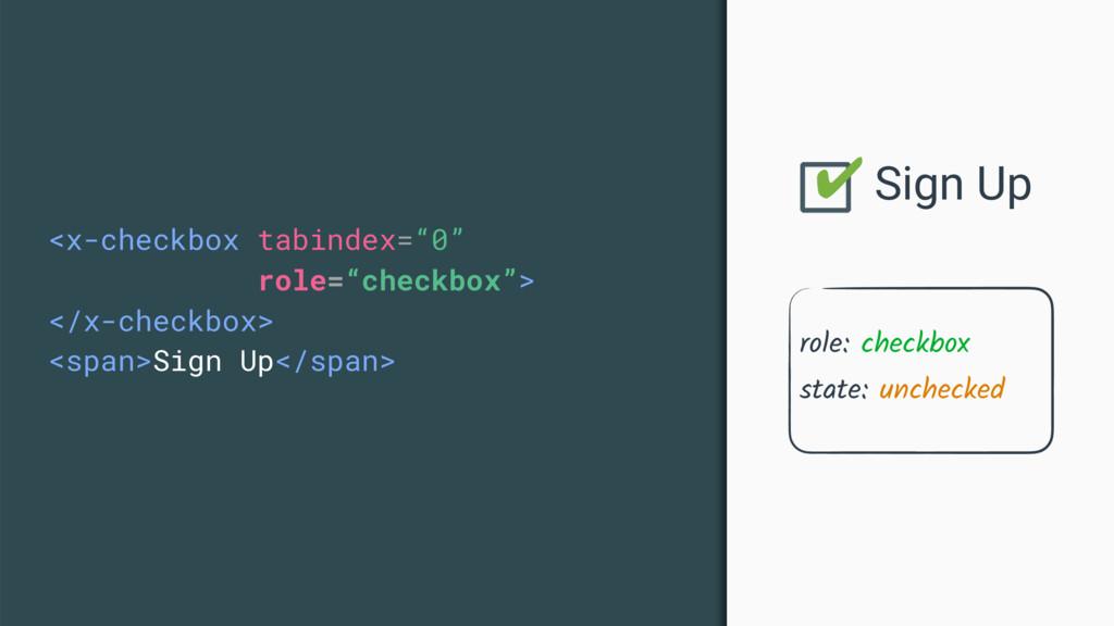 """<x-checkbox tabindex=""""0"""" role=""""checkbox""""> </x-c..."""