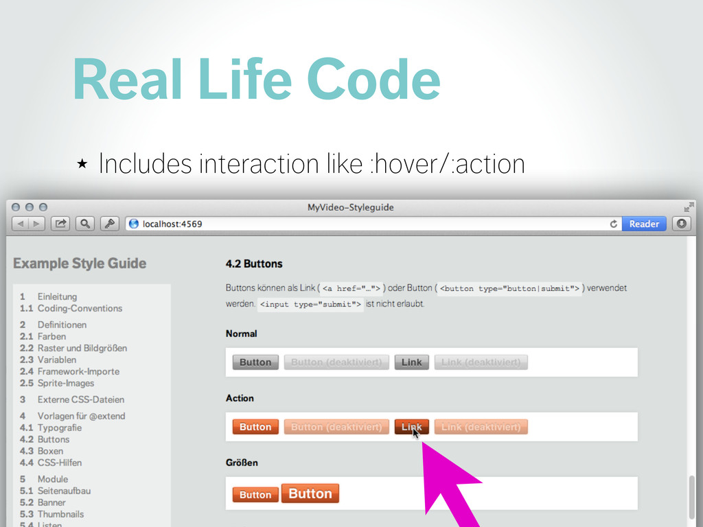 Real Life Code ★ Includes interaction like :hov...