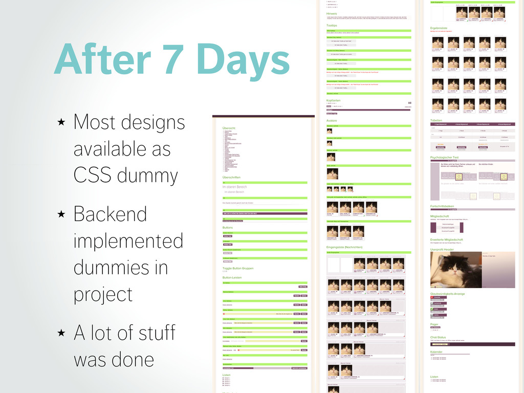 After 7 Days ★ Most designs available as CSS du...