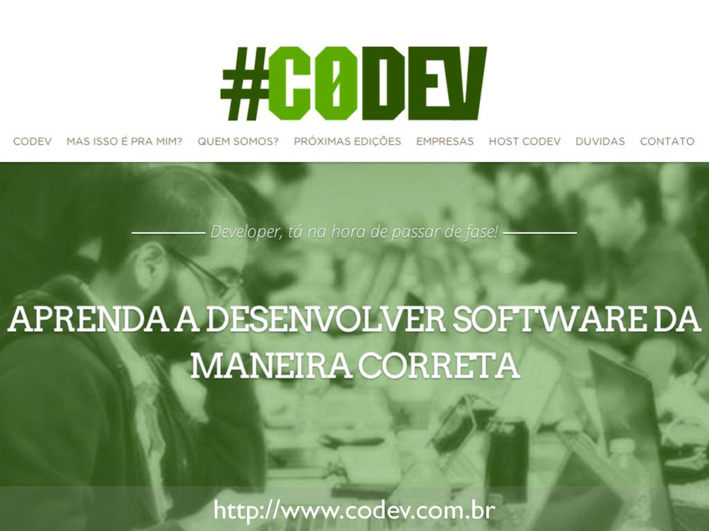 http://www.codev.com.br