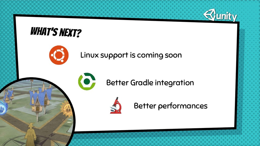 What's next? Linux support is coming soon Bette...