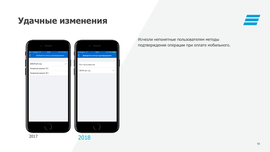 10 Удачные изменения 2017 2018 Исчезли непонятн...
